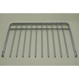 Выдвижная металлическая вешалка для брюк 60*44